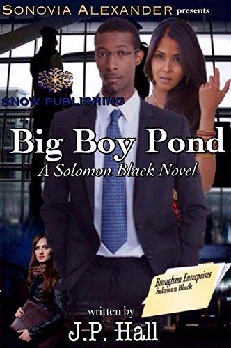 Big Boy Pond: A Solomon Black Novel (English Edition)