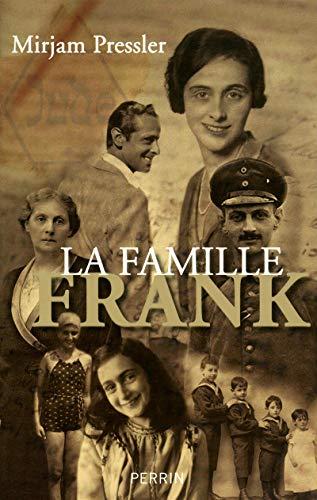 La famille Frank par Mirjam PRESSLER