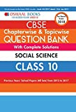 Oswaal CBSE Chapterwise/Topicwise Question Bank for Class 10 Social Science (Old Edition)