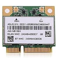 بطاقة بي وين ميني واي فاي ، بطاقة لاسلكية 2 في 1 PCI-E لبطاقة PCI-E الصغيرة لبطاقة PCI-E 2.4 جيجا بطاقة واي فاي للكمبيوتر المحمول ديل اسوس توشيبا بينك هاسي