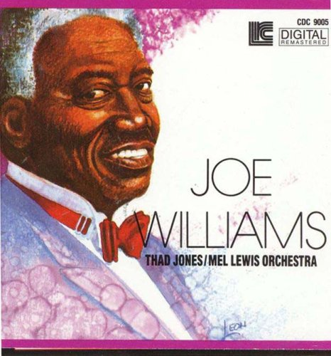 Joe Williams With Thad Jones &