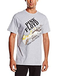 Pink Floyd Men's WYWH Robot Shake Short Sleeve T-Shirt