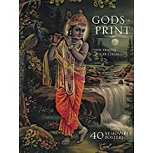 Gods in Print: The Krishna Poster Collection (Insights Poster Collections)