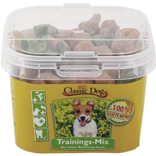 Preisvergleich Produktbild Classic Dog Snack Trainings Mix 140 g - Becher