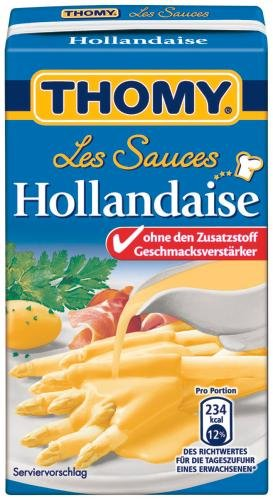 Thomy Les Sauces Hollandaise, 6er Pack (6 x 250 ml)