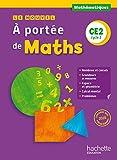 Le Nouvel A portée de maths CE2 - Livre élève - Ed. 2017