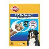 Pedigree DentaStix Snacks Multipack für grosse Hunde (>25kg) 1.08 kg, 2er Pack (2 x 1.08 kg)