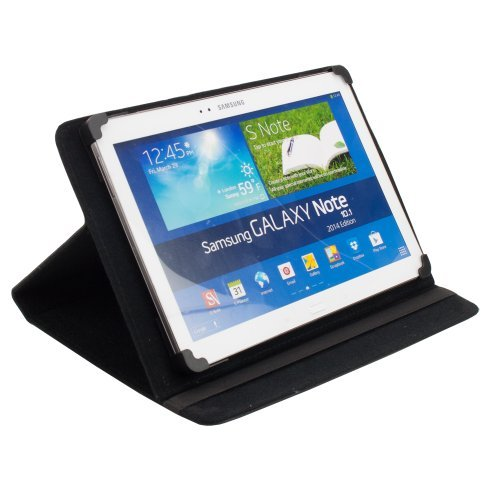 universal-bookstyle-book-to-101inch-tablet-protective-case-up-to-30cm-with-velcro-holder-for-sony-xp