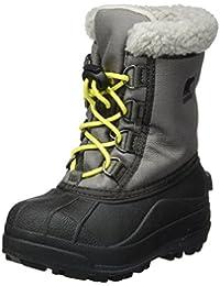 8c6a7f36e1a Amazon.es  Sorel - Botas   Zapatos para niño  Zapatos y complementos