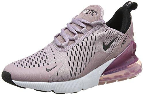 Nike Jungen Air Max 270 (gs) Gymnastikschuhe, Pink (Elemental Rose/Black/White 601), 36.5 EU