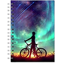 Designer Spiral Notebook (150 Pages) By AART