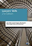 Lawyers' Skills (Legal Practice Course Manuals)