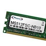 Memory Solution MS512FSC-NB10 0.5GO - Speichermodul 0,5 GB (Laptop, Fujitsu Siemens Amilo K 7610)