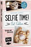Selfie Time! Cat Edition – 30 Fun-Fotokarten: Für dich und deine Katze #catoftheday #purrfect