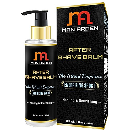 Man Arden Healing and Nourishing After Shave Balm - 100 ml (the Island Emperor)