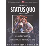 STATUS QUO - Inside Status Quo - The Ultimate Critical Review 1968-1991