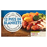 Morrisons 12 Pigs in Blankets, 300 g