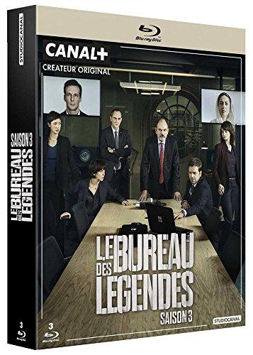 Le  Bureau des légendes saison 3