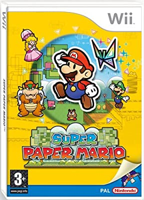 Super Paper Mario (Wii) by Nintendo