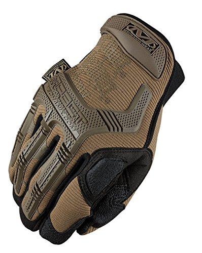Mechanix Wear M-Pact Einsatz Handschuhe – Coyote – Größe: XL