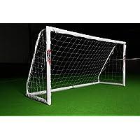 POWERSHOT® Fußballtor 2,4 x 1,2 m [WETTERFEST] mit Klicksystem - 2 Jahre Garantie