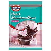 Dr Oetker Heart Marshmallows, 100g