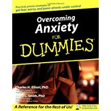 Overcoming Anxiety for Dummies (For Dummies (Lifestyles Paperback))