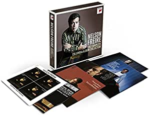 Nelson Freire : The Complete Columbia Album Collection