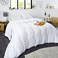 SWEET NIGHT Sweetnight Couette Hiver chaude 220x240 cm - Douceur et Confort - Anti-acariens