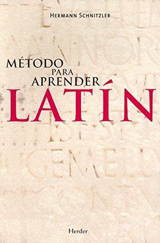Método para aprender latín por Hermann Schnitzler