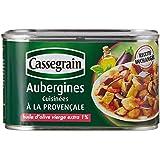 Cassegrain Aubergines Cuisinées à La Provençale 375 g