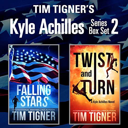 Kyle Achilles Series, Box Set 2: Falling Stars / Twist and Turn (English Edition) Turner-set