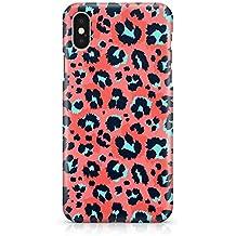 Amazonit Cover Iphone X Rosa Italiancasedesign