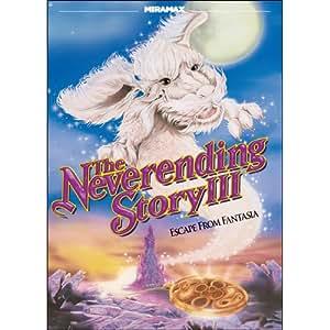 Neverending Story 3: Escape From Fantasia [DVD] [Region 1] [US Import] [NTSC]