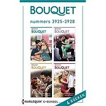 Bouquet e-bundel nummers 3925 - 3928