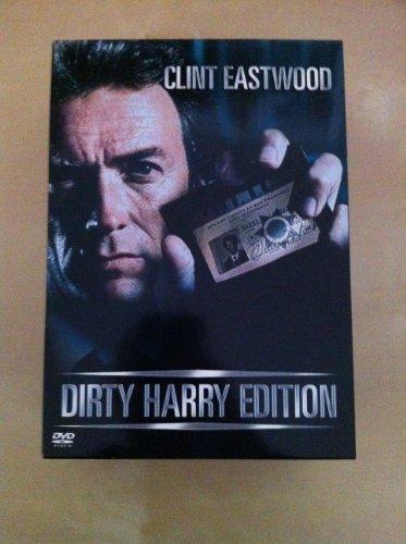 Dirty Harry Edition (neue fassung) (Clint Dvd-box-set)