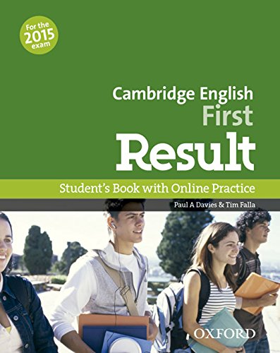 Cambridge English: First Result: First Certificate in English Result Student's Book+Osp Pack Exam 2015
