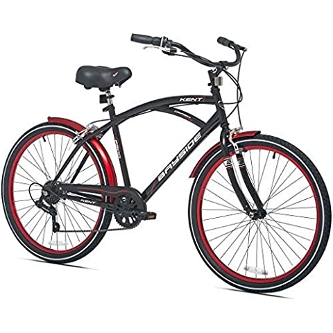 26 Inch Kent Bicycles 7 Speed Aluminum Frame Cruiser Bike