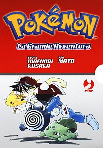 Pokémon. La grande avventura: 1-3