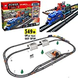 Best Train Sets - Rexco Giant 53 Piece Toy Auto Loader City Review
