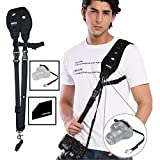 Best Camera Sling Strap Dslrs - PROWITHLIN Professional Photography Set - Shoulder Strap Review