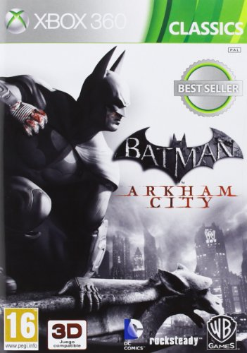 Batman Arkham City - Classics