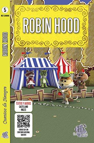 Robin Hood por Boris López