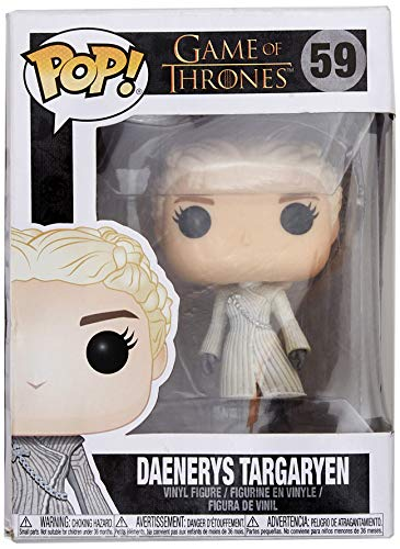 Funko Pop! - Game of Thrones Daenerys Figura de Vinilo 28888
