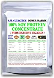 A.M. NUTRATECH Soy Protein Concentrate (2 Lbs)