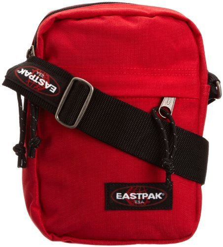 Eastpak Tracolla The One colore Camo Fantasia Militare EK045181 Litri 2.5 Chuppachop Red