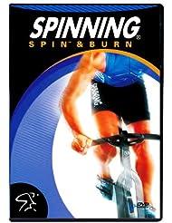 Spinning® Fitness DVD Spin und Burn - Bicicletas estáticas y de spinning para fitness ( interior ) , color n / a