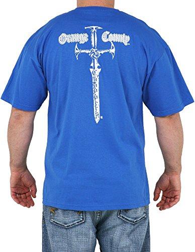 OCC T-Shirt Classic Sword Blue Blau