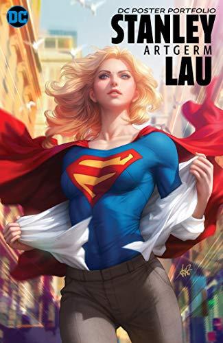 "Preisvergleich Produktbild DC Poster Portfolio: Stanley ""Artgerm"" Lau"