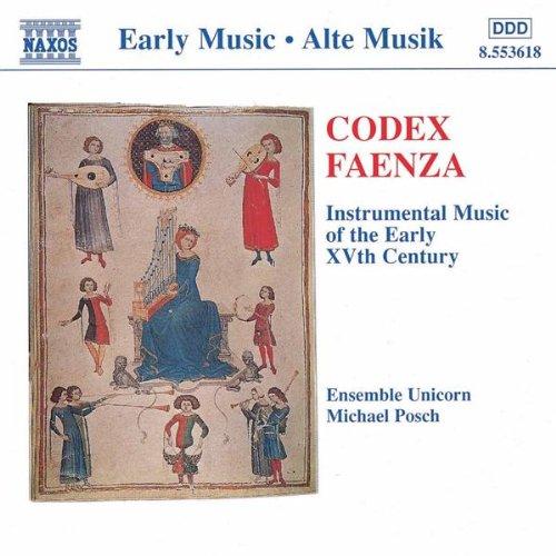 Codex Faenza: Aquila altera (arr. Ensemble Unicorn): Aquila altera